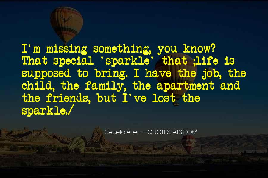Friends And Family Life Quotes #184096