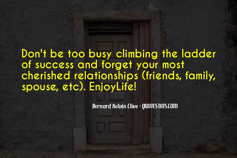 Friends And Family Life Quotes #548866