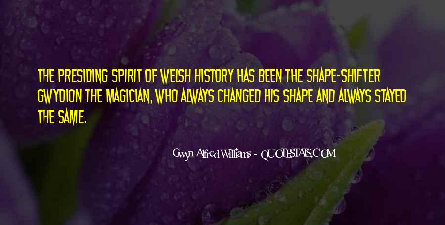 Quotes About Gwydion #1643546