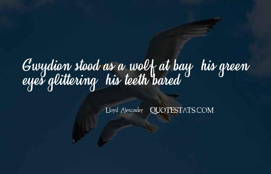 Quotes About Gwydion #464897