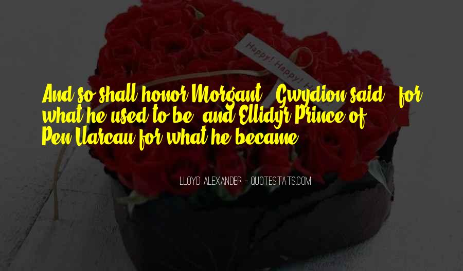 Quotes About Gwydion #873132