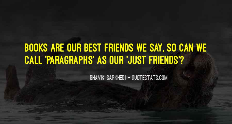 Friends Best Friends Quotes #174061