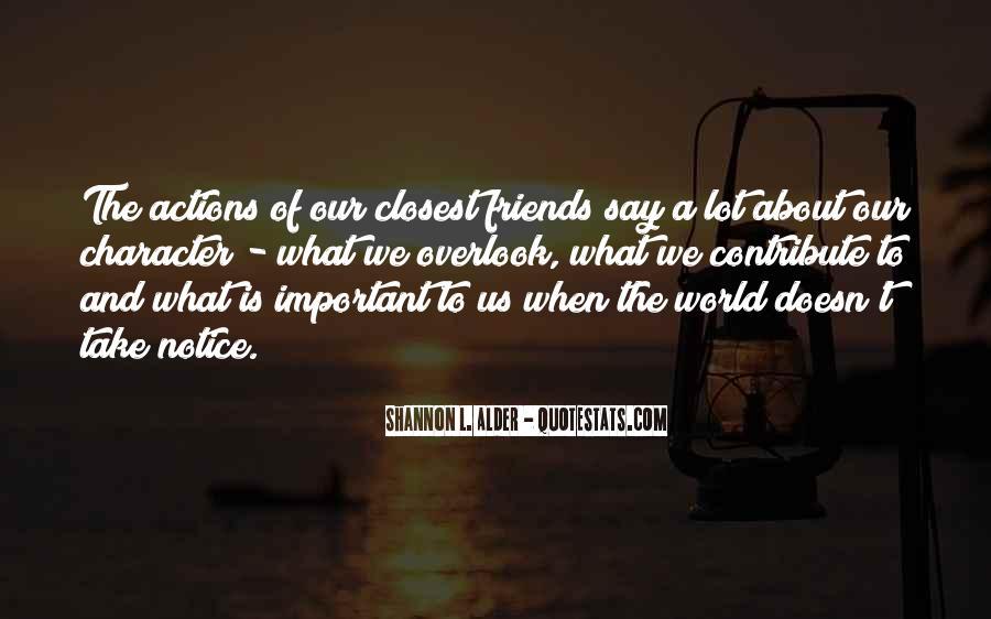 Friends Best Friends Quotes #93696