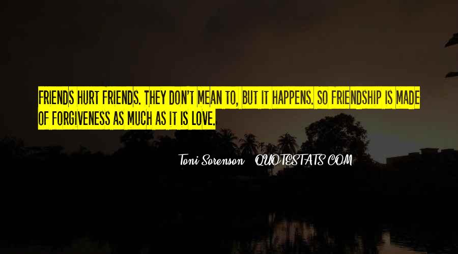 Top 60 Friends Can Hurt You Quotes: Famous Quotes & Sayings