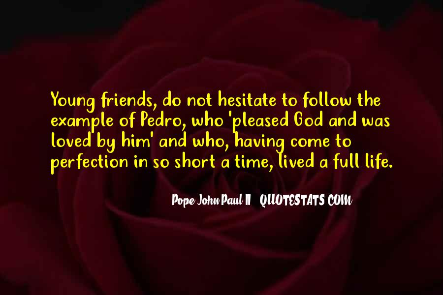 Friends In God Quotes #161387