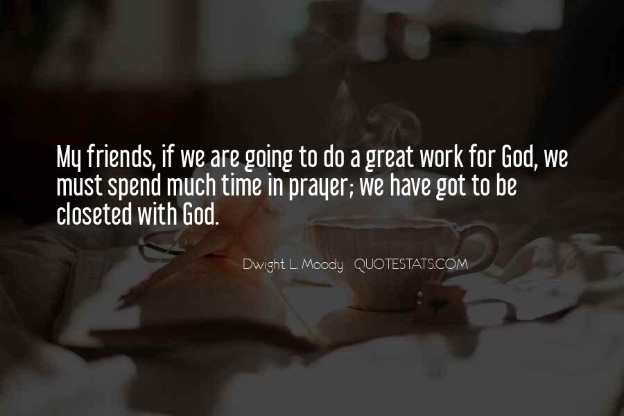 Friends In God Quotes #42050