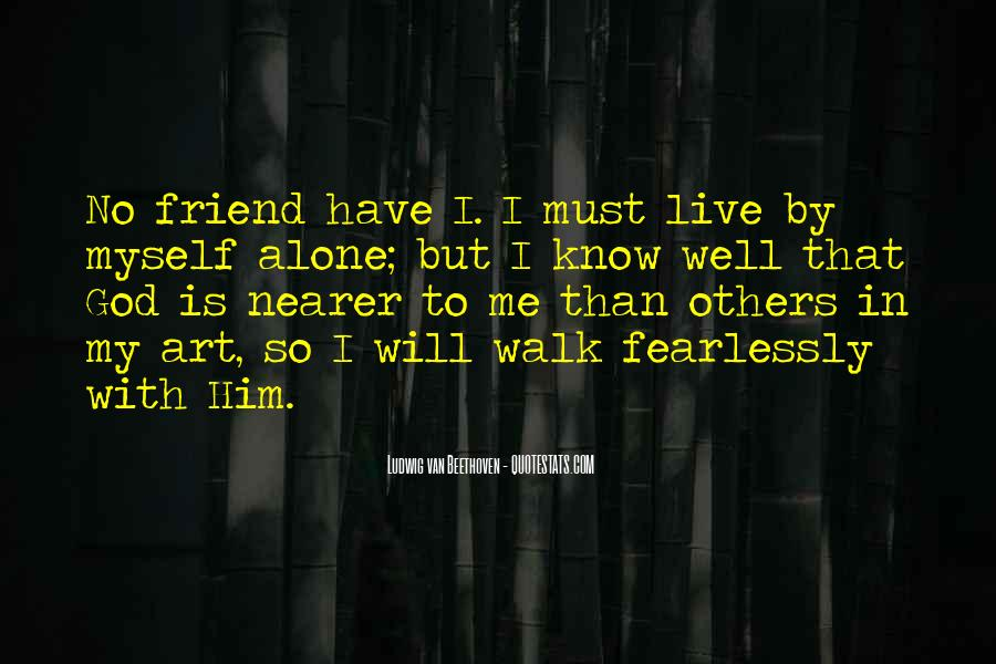 Friends In God Quotes #462303