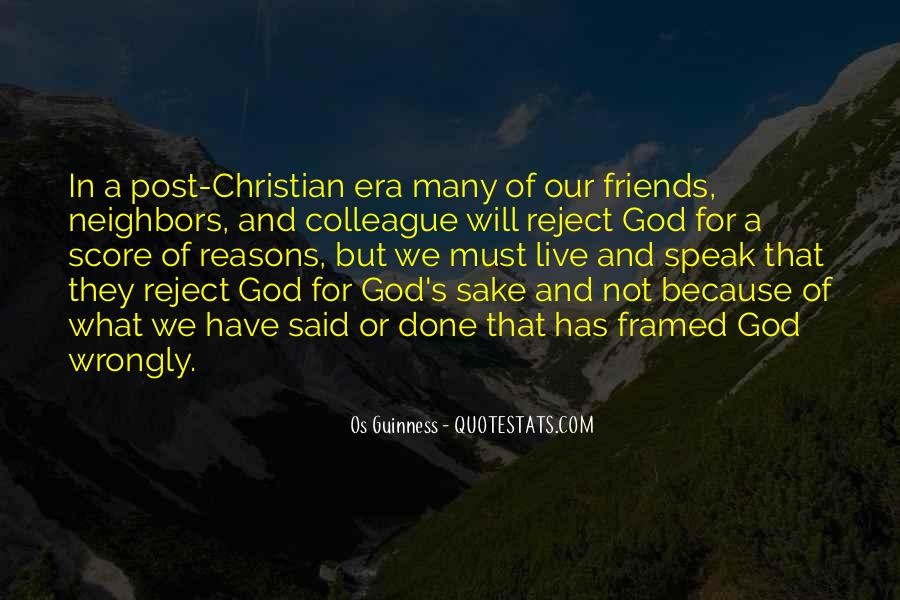 Friends In God Quotes #490827