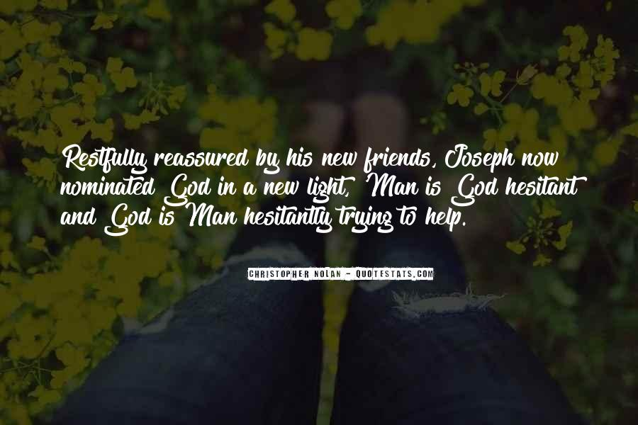 Friends In God Quotes #894232