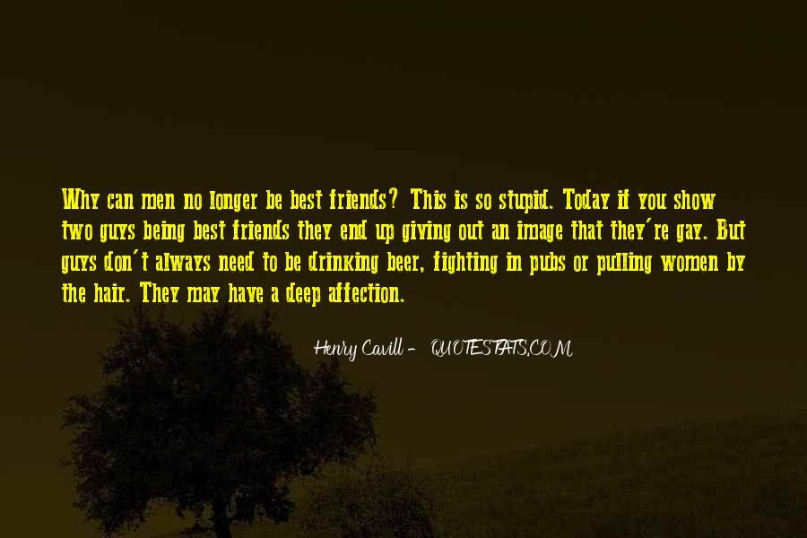 Friends No Longer Quotes #1473433