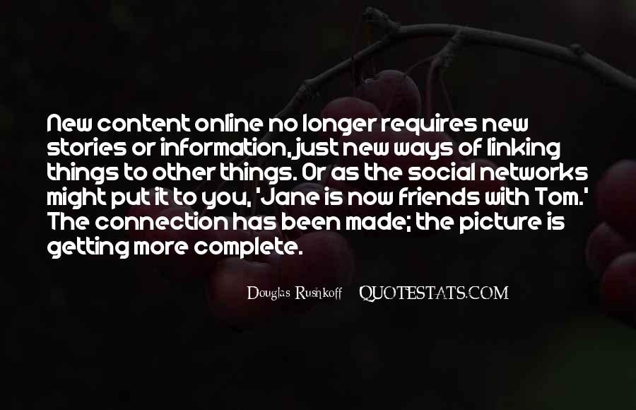 Friends No Longer Quotes #324724