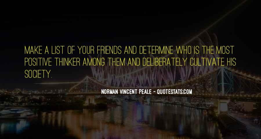 Friends The List Quotes #1153531