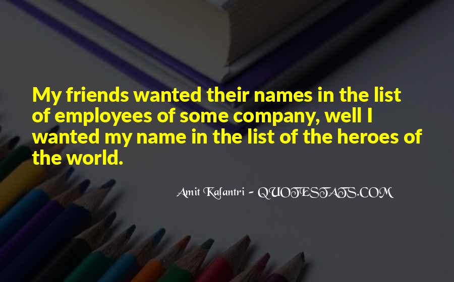 Friends The List Quotes #1688399