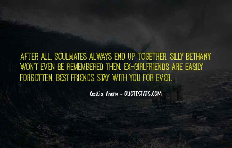 Friends Who Have Forgotten You Quotes #1581078