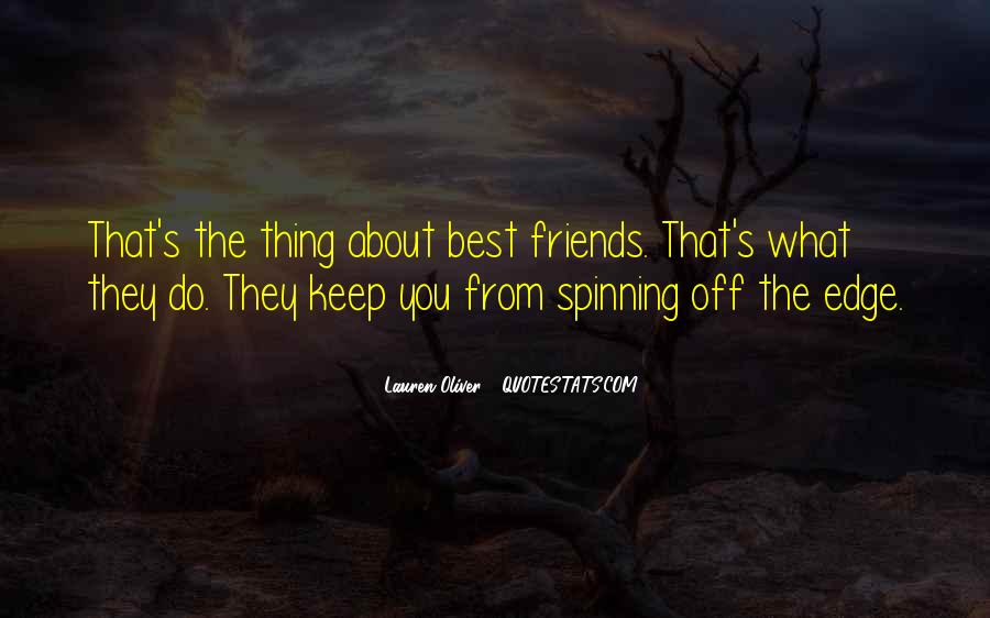 Friends You Keep Quotes #1040067