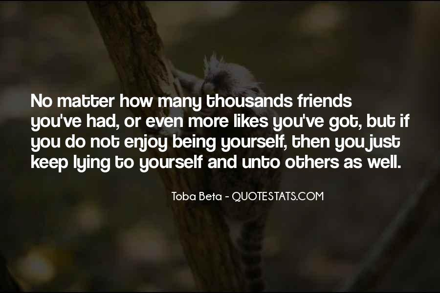 Friends You Keep Quotes #236206