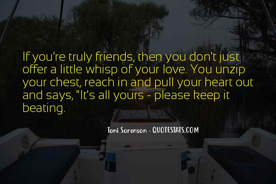 Friends You Keep Quotes #391103
