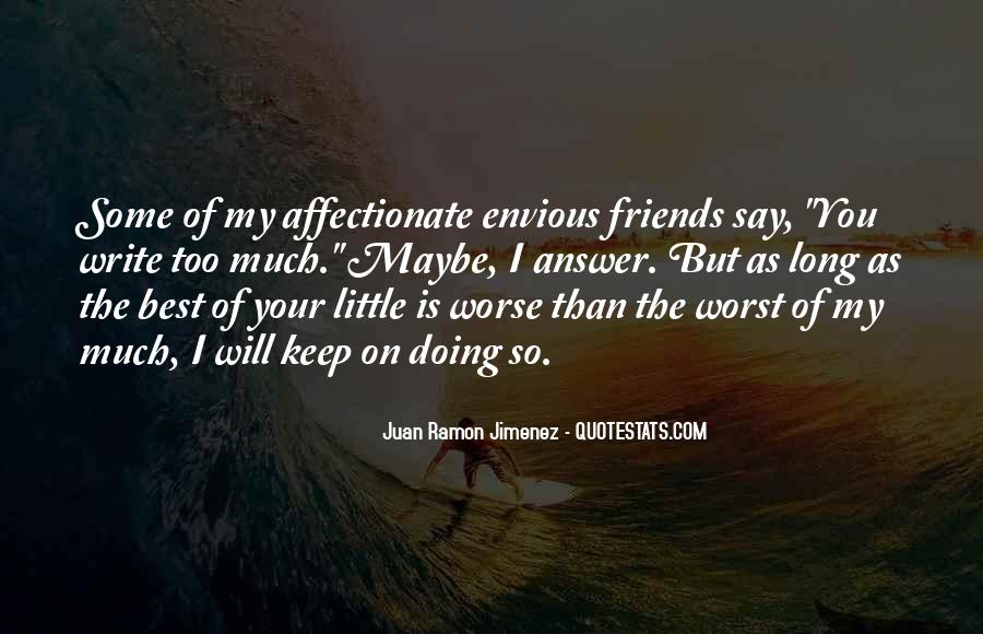 Friends You Keep Quotes #48026