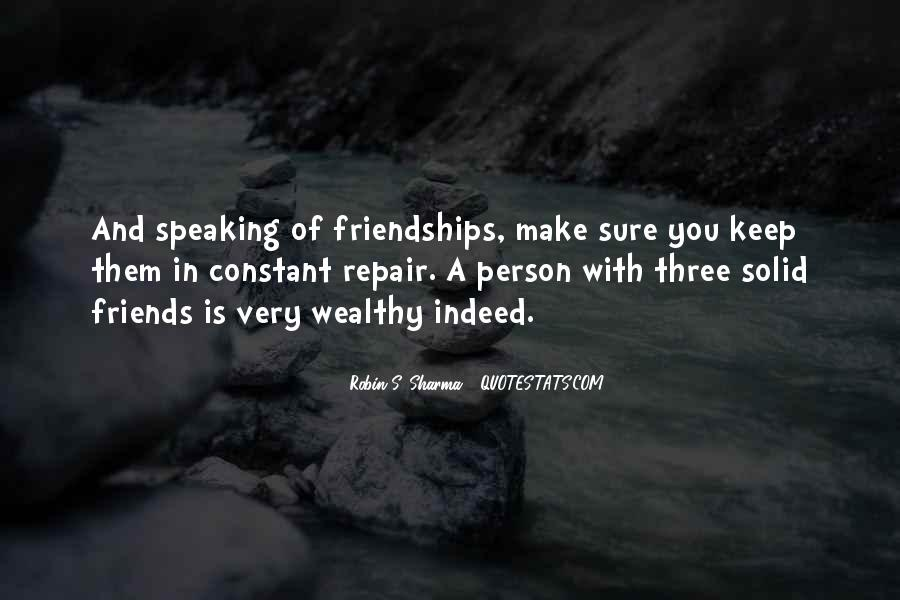 Friends You Keep Quotes #492342