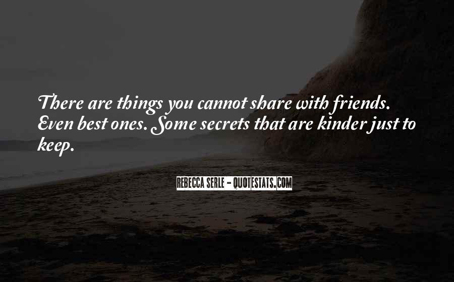 Friends You Keep Quotes #99324