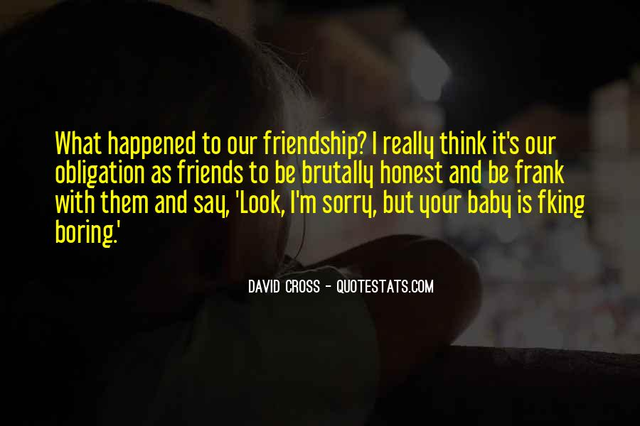 Friendship And Baby Quotes #211119