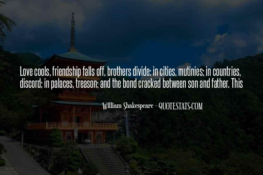 Friendship Between Countries Quotes #222458