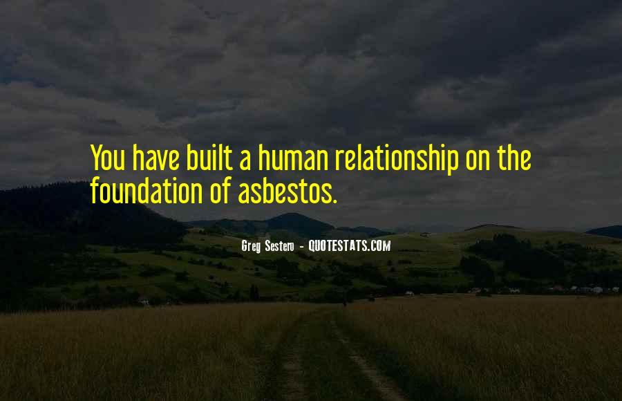Friendship Built Quotes #553077