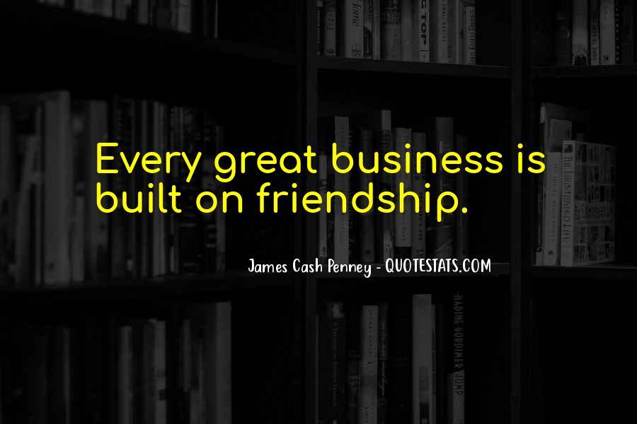 Friendship Built Quotes #659267