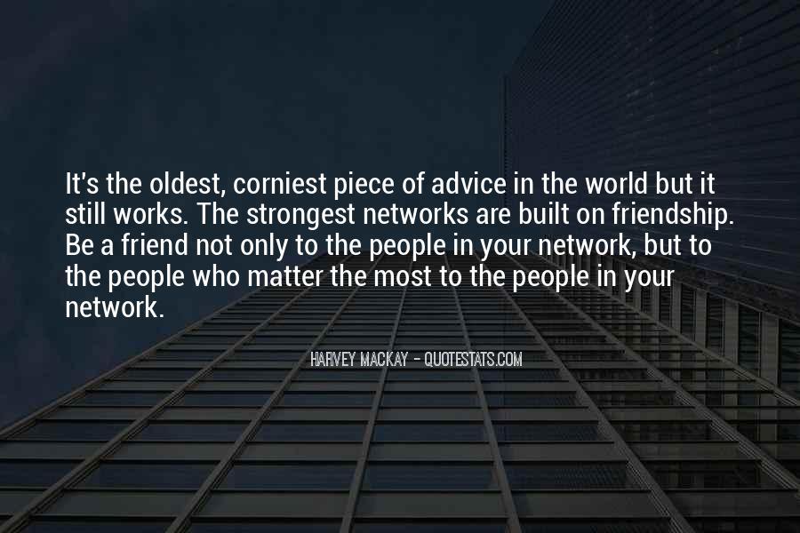 Friendship Built Quotes #663750