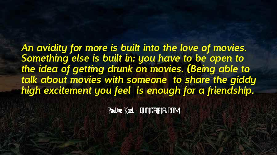Friendship Built Quotes #693875