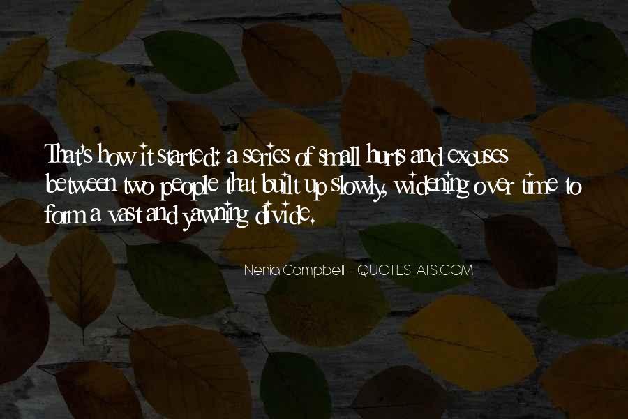 Friendship Built Quotes #765532