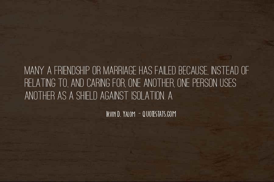 Friendship Failed Quotes #515426