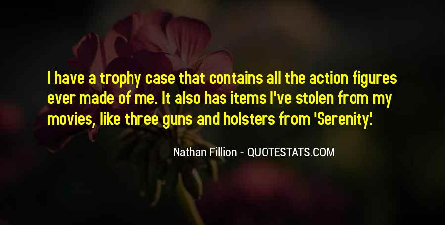 Quotes About Guns From Movies #873433