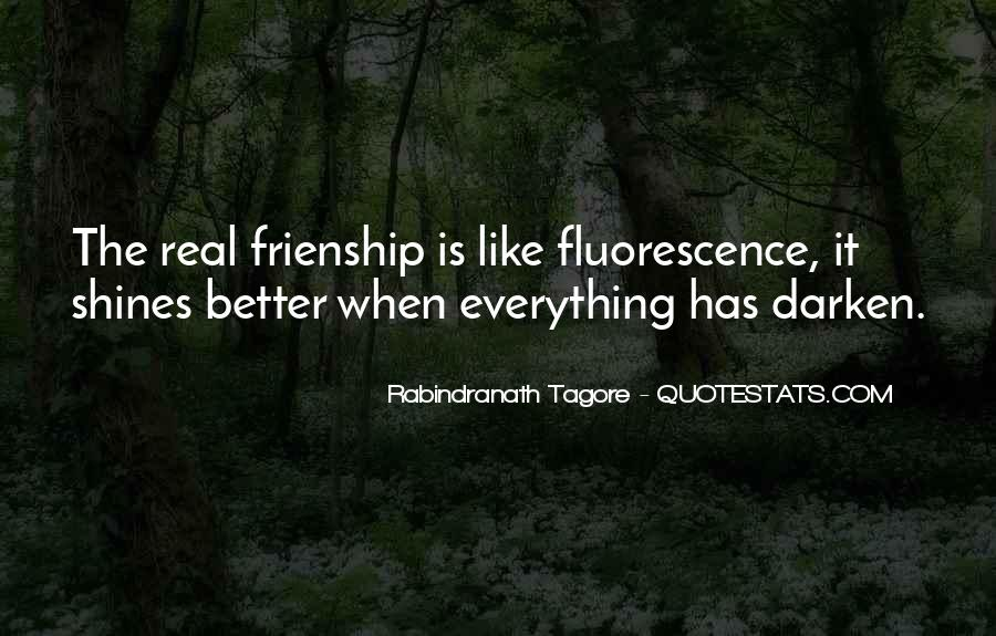 Friendship Is Everything Quotes #267092