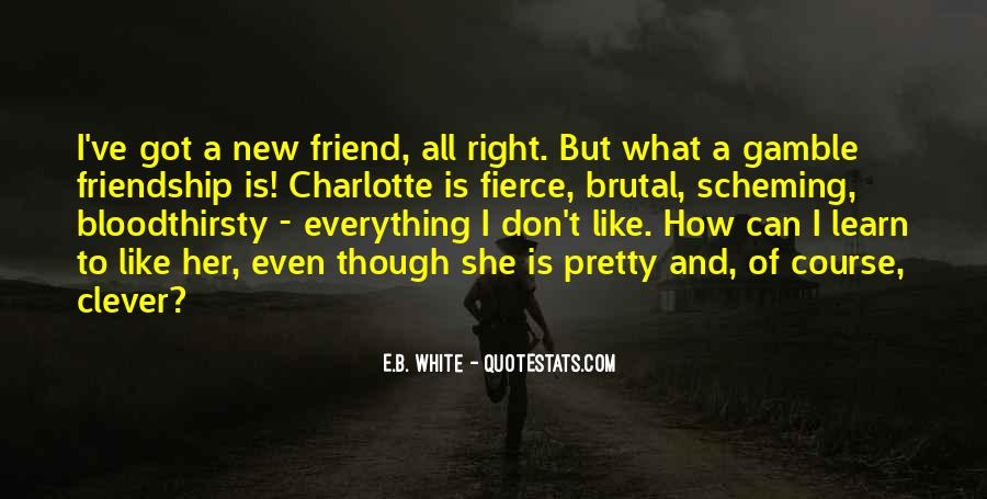 Friendship Is Everything Quotes #752333