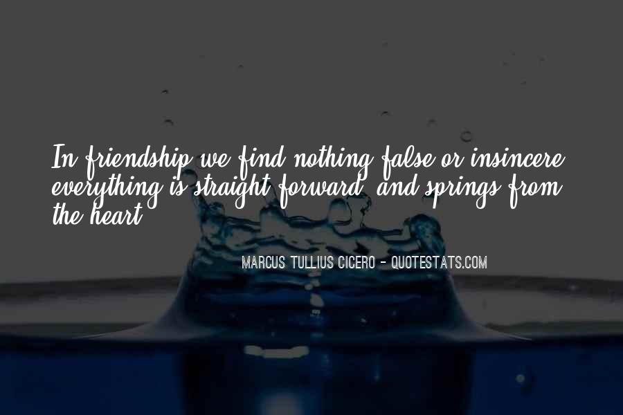 Friendship Is Everything Quotes #886010