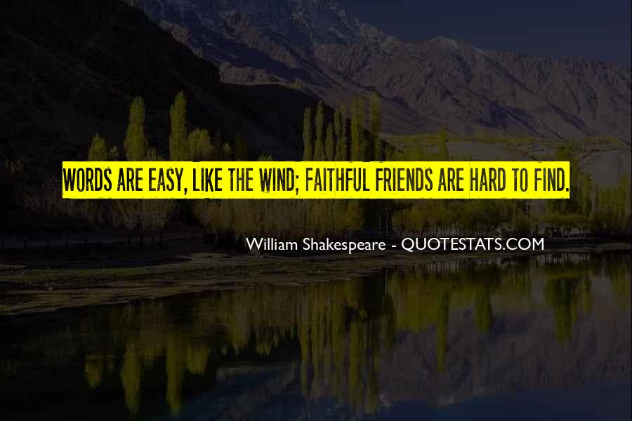 Friendship Is Not Easy Quotes #659330