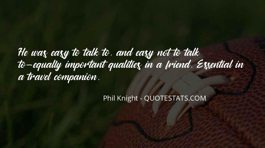 Friendship Is Not Easy Quotes #802221