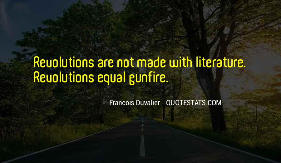 Quotes About Gunfire #771591