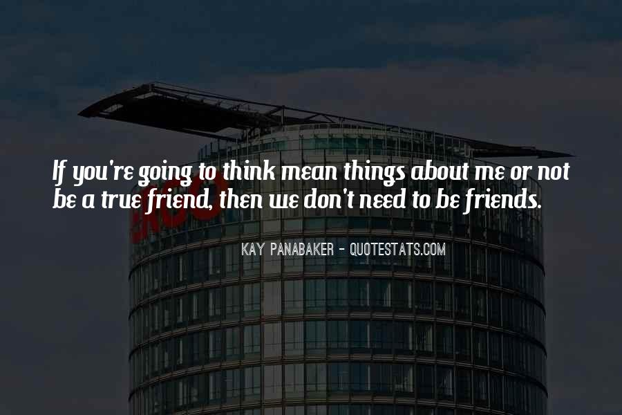 Friendship Is Unnecessary Quotes #797676