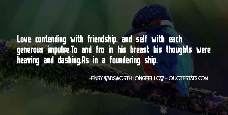 Friendship Ship Quotes #1095790