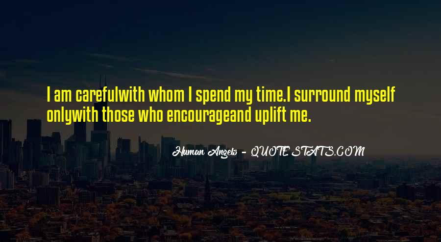 Friendship With Time Quotes #1654253
