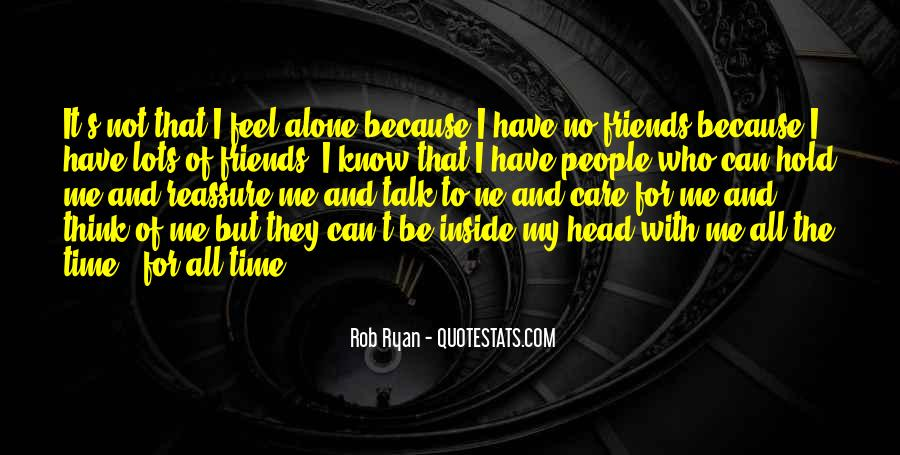 Friendship With Time Quotes #642099