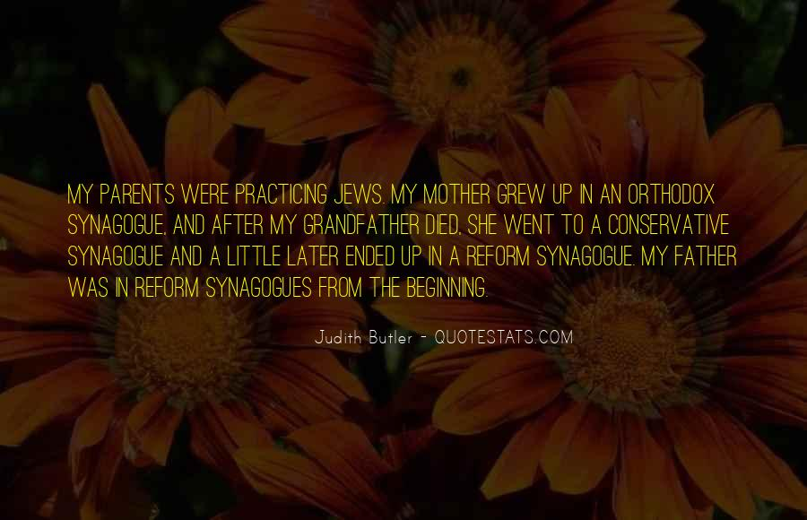 From Mother To Father Quotes #1135736