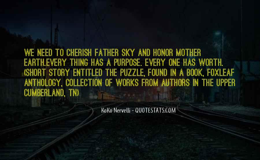 From Mother To Father Quotes #1440998