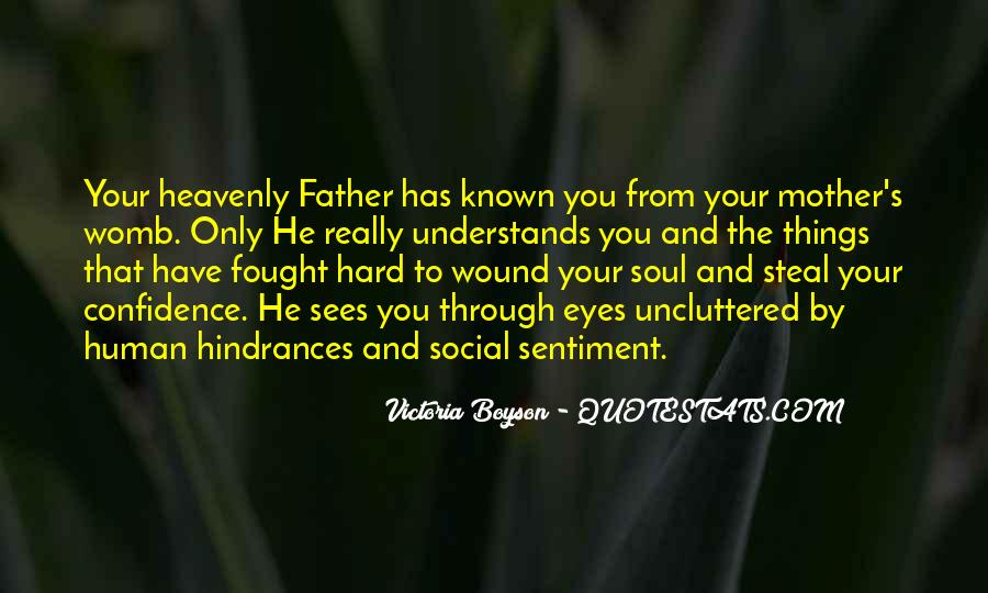 From Mother To Father Quotes #17632