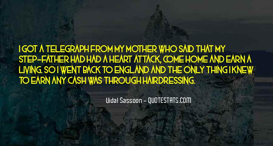 From Mother To Father Quotes #584246