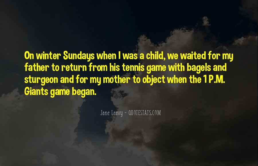 From Mother To Father Quotes #915014