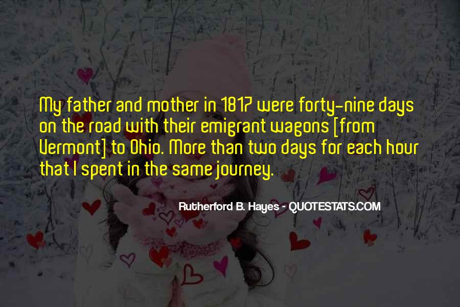 From Mother To Father Quotes #937598