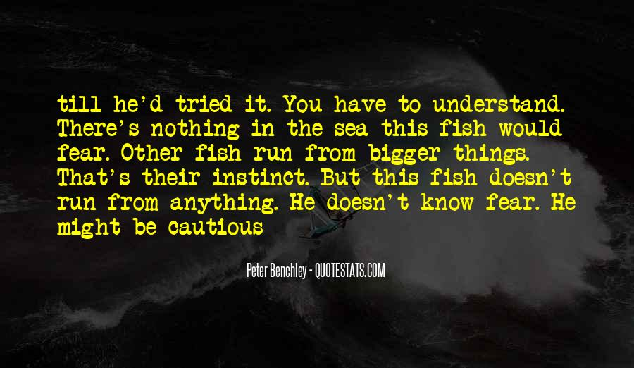 From The Sea Quotes #146172